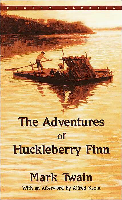 Huckleberry Finn Outline