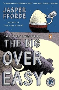 Click here to visit Jasper Fforde's website!